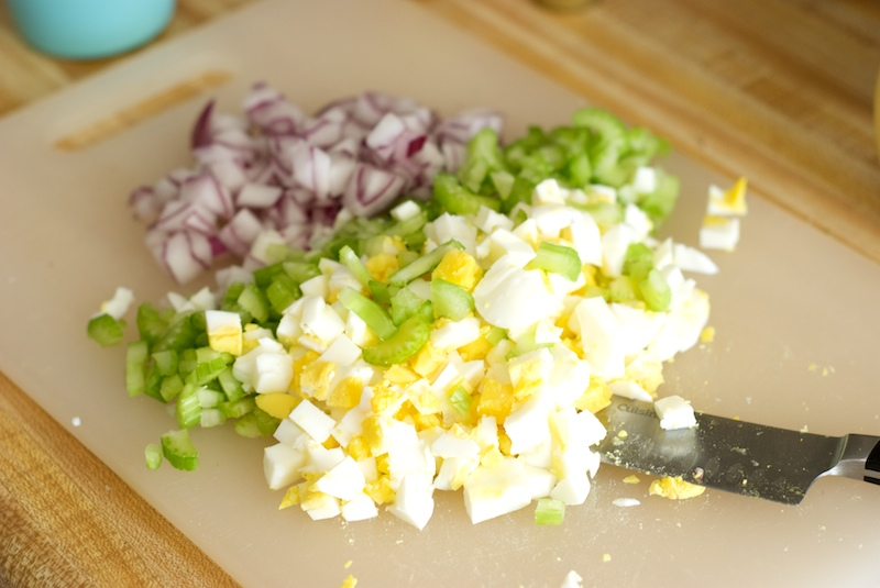 potato salad with horseradish hybridized from the horseradish potato ...